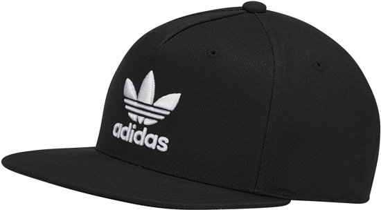 adidas Trefoil Snap-Back Cap - Unisex - zwart