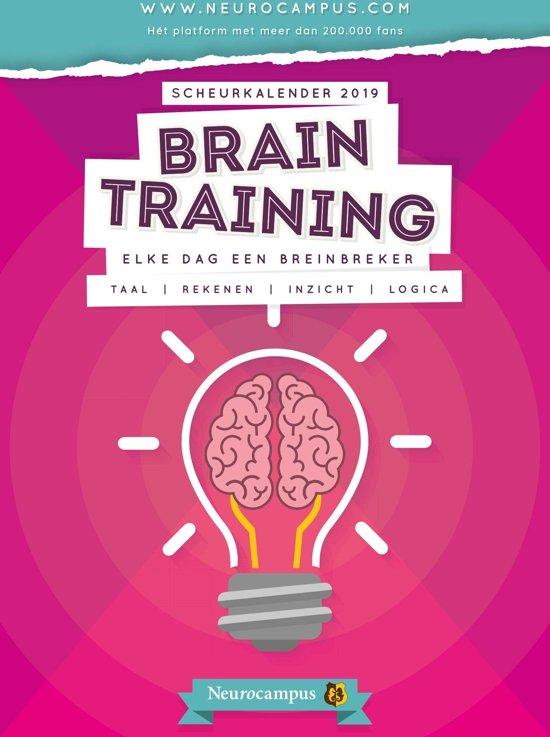 2019 neurocampus braintraining scheurkalender
