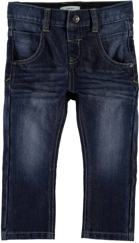 3cb34c9709bed3 bol.com   Name-it meisjes jeans broek NITALEXI dark blue denim - 80