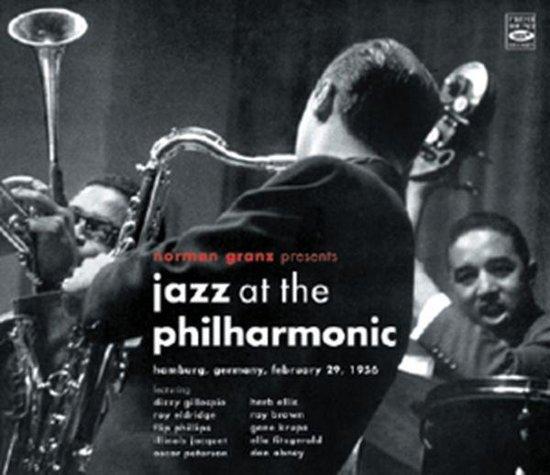 Jazz At The Philhar Philharmonic, Hamburg 1956