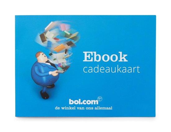 bol.com ebook cadeaukaart - 25 euro