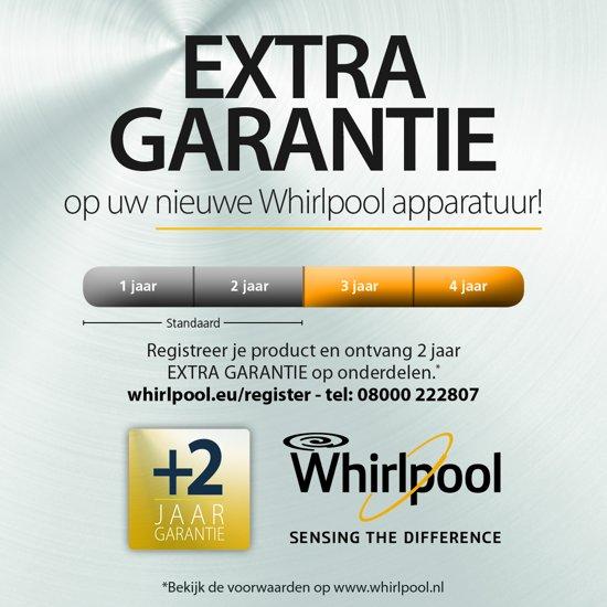 Whirlpool WNF8 T2I W