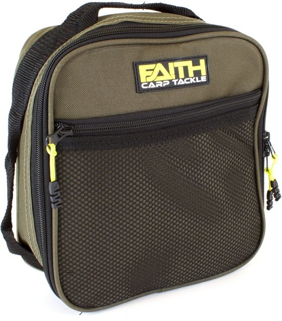 Faith Lead & Bit Bag   Loodtas