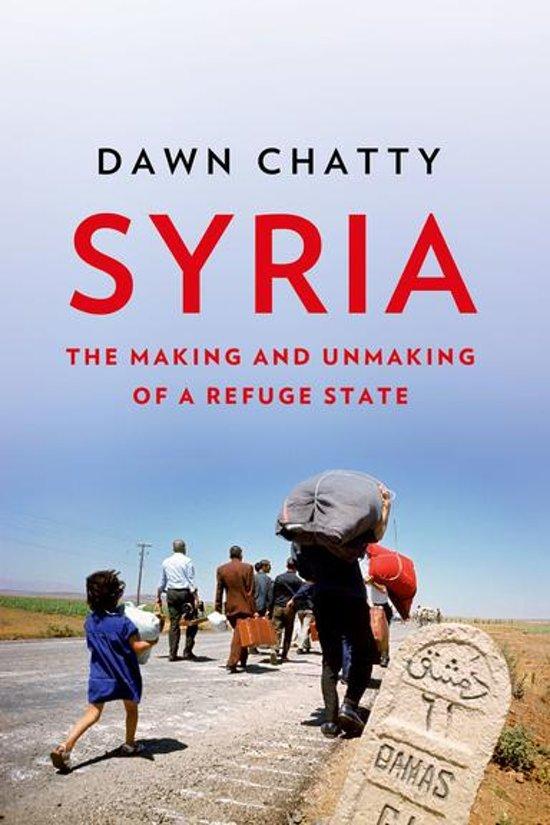 Bol Com Syria Ebook Dawn Chatty 9780190911669 Boeken
