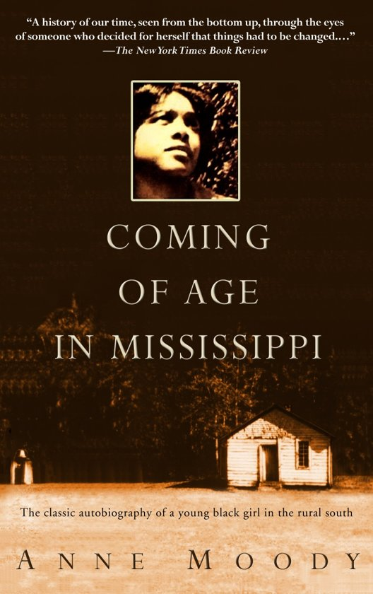 coming of age in mississippi essay questions