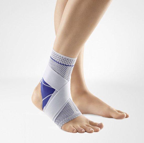 Bauerfeind MalleoTrain S Open Heel Enkelbrace-Links-Maat 1: 17 - 19 cm