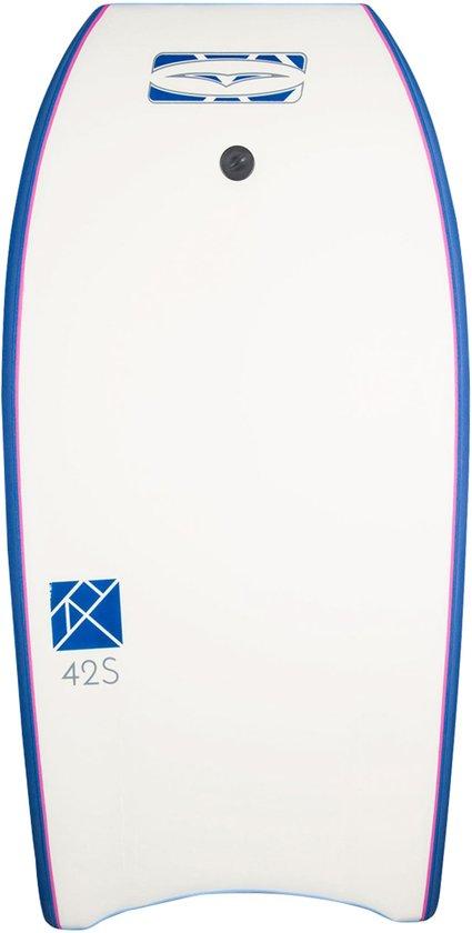 Gul Bodyboard - blauw