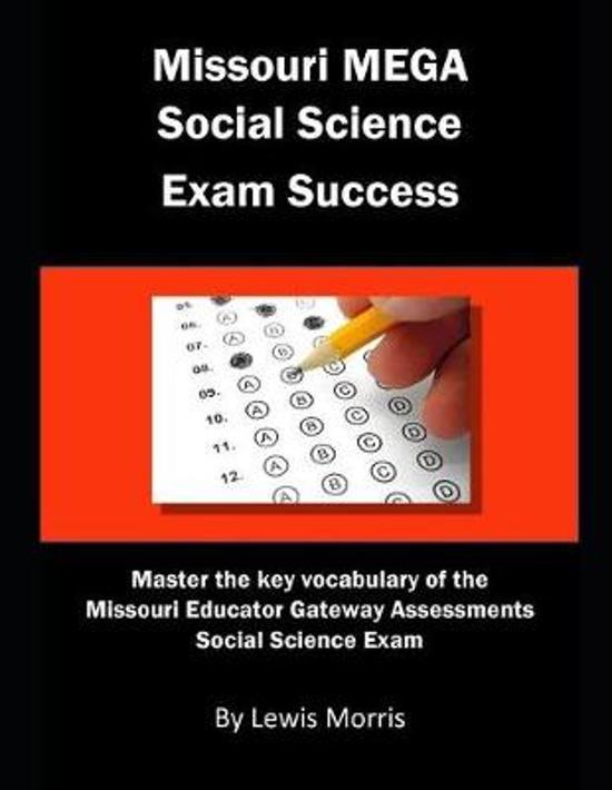 Missouri Mega Social Science Exam Success