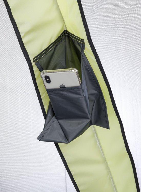 Deryan Bedtent Groen - 200x90 cm 1mm gaas klamboe
