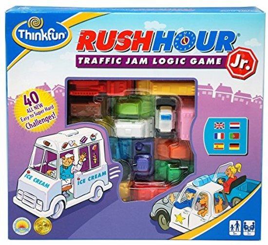 Rush Hour Junior - Breinbreker