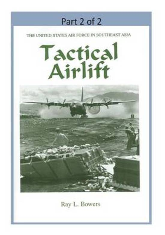 a22445fe7a1ae bol.com | Tactical Airlift ( Part 2 of 2), Office Of Air Force ...