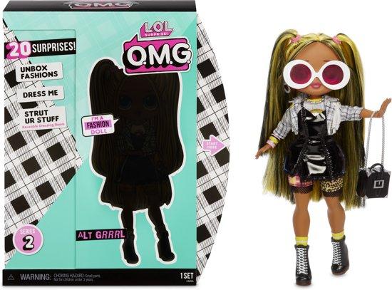 L.O.L. Surprise OMG Grunge Grrrl - Modepop