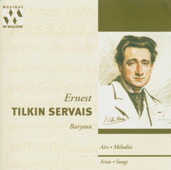 Tilkin-Servais: Airs - Melodies
