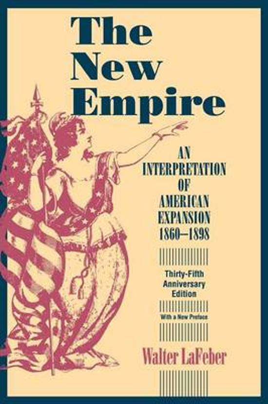 a history of american expanding empire