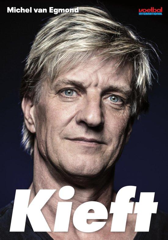 Boek cover Kieft - biografie Wim Kieft van Michel van Egmond (Onbekend)