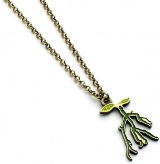 The Carat Shop FANTASTIC BEASTS BOWTRUCKLE PICKET NECKLACE