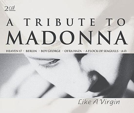 Kaba Tribute Feat Smart: A Tribute To Madonna - Like A Virgin, Madonna