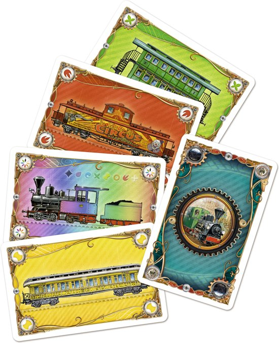Ticket to Ride Germany - Bordspel