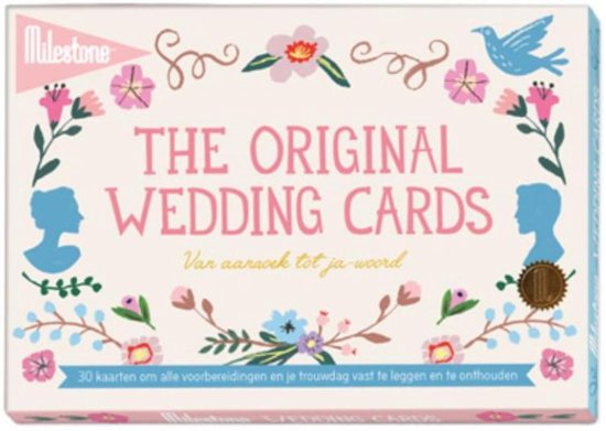 Milestone® Wedding Photo cards