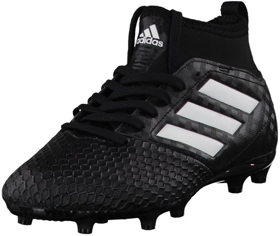 Adidas - Ace 17,3 Fg Jr Football - Unisexe - Le Football - Noir - 32