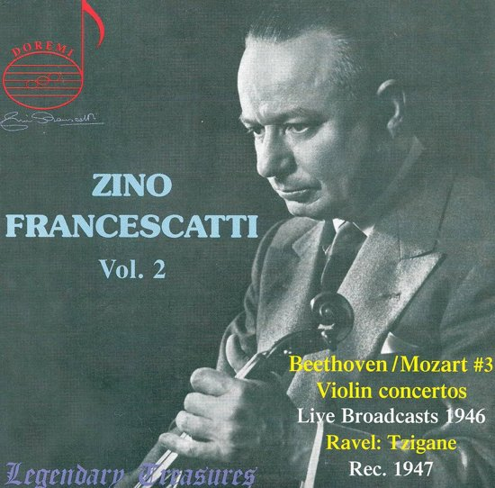 Francescatti Vol.2