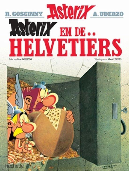 Afbeelding van Asterix 16. Asterix en de Helvetiers