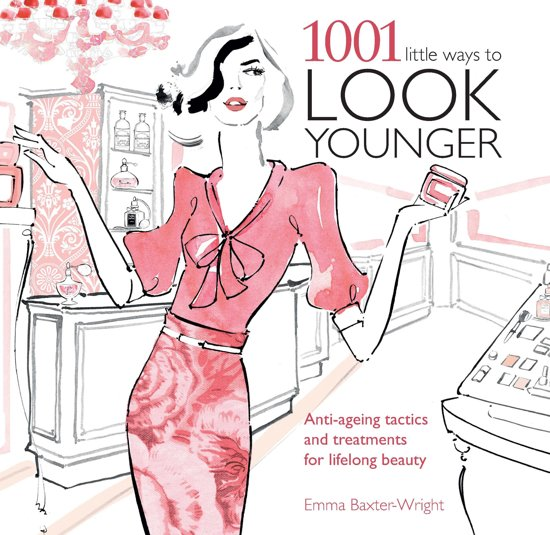 Boek cover 1001 Little Ways to Look Younger van Emma Baxter-Wright (Onbekend)