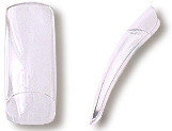 Bol Nageltips Set 500x Transparant French Nail Art Tips