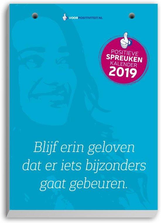 scheurkalender spreuken bol.| Scheurkalender 2019 Positieve Spreuken scheurkalender spreuken
