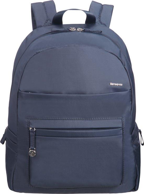 579f03762c Samsonite Rugzak Met Laptopvak - Move 2.0 Backpack 14.1 inch Dark Blue