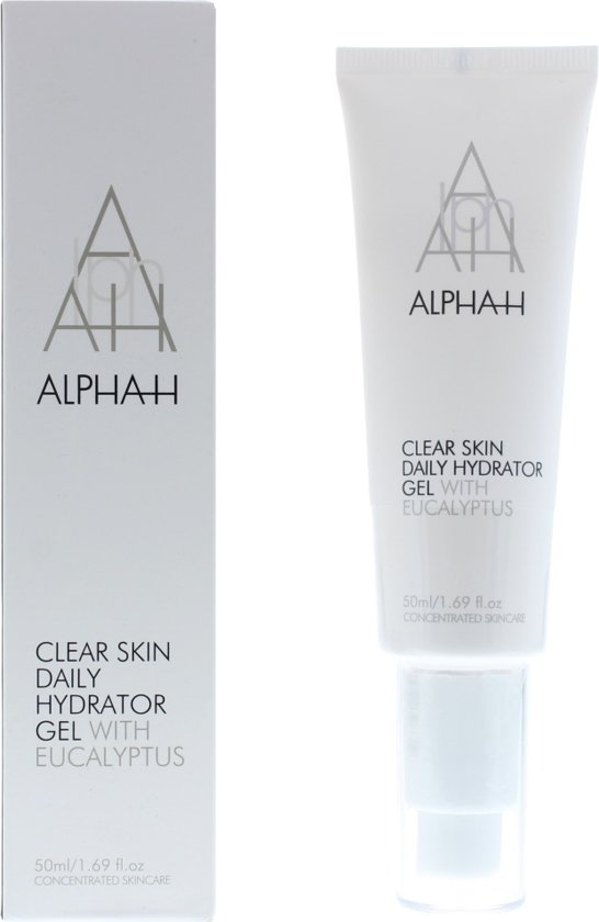 Alpha H Clear Skin Daily Hydrator Gel 50ml