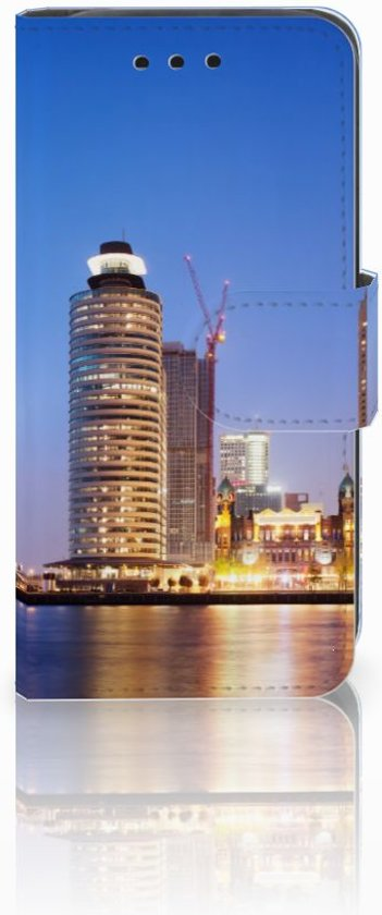 Samsung Galaxy S4 Mini Uniek Ontworpen Bookstyle Case Rotterdam in Zevenhoven