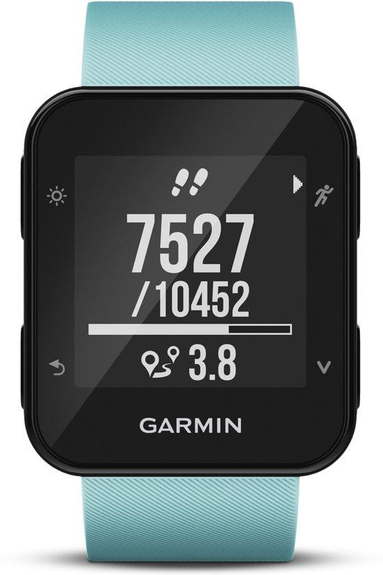 Garmin Forerunner 35 - GPS Sporthorloge - Met hartslagsensor -  Frost Blue