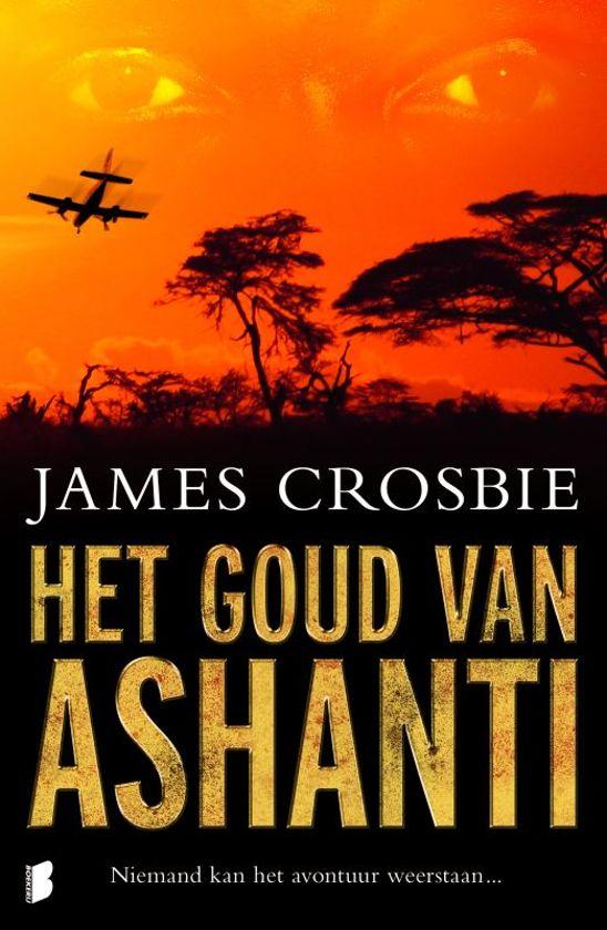 Goud Van Ashanti - James Crosbie  