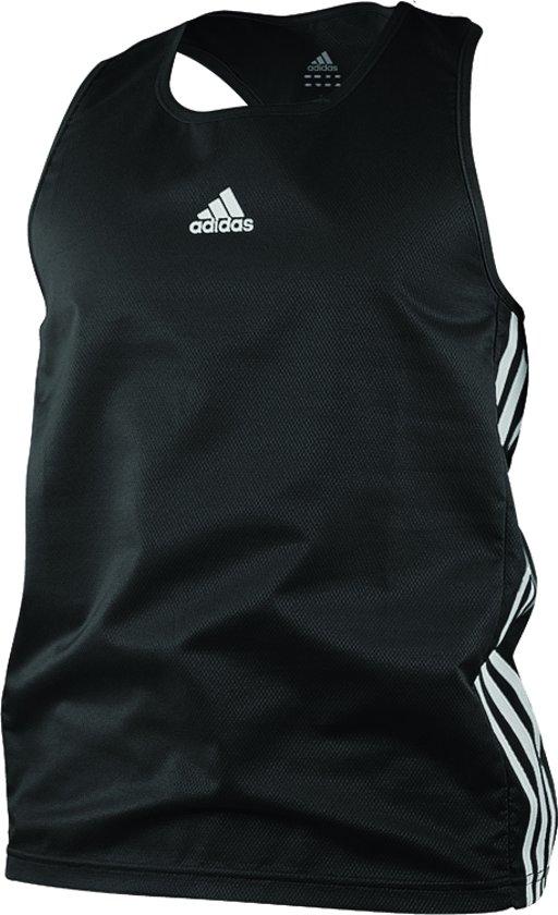 f2204dacb93 bol.com | adidas Amateur Boxing Tank Zwart/Wit Medium