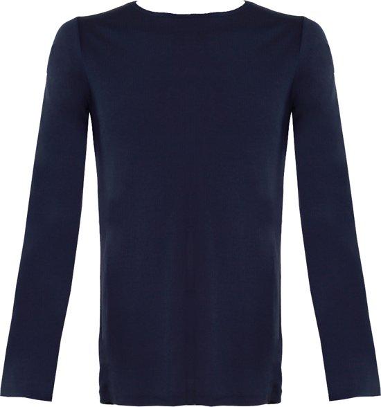 Storvik Thermoshirt lange mouw Heren Donkerblauw - Maat 2XL (56) - Bergen