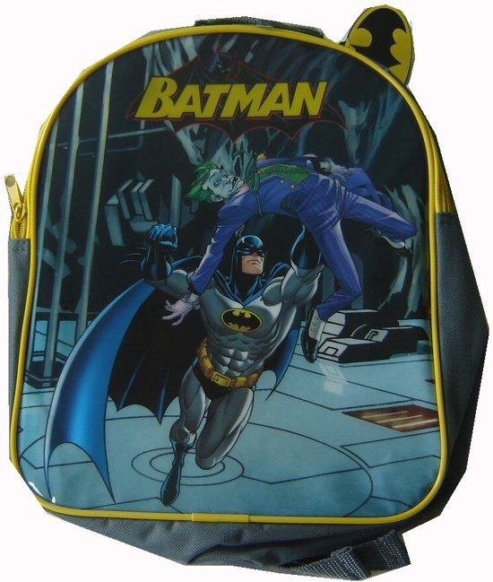 Rugzak van Batman,grijs