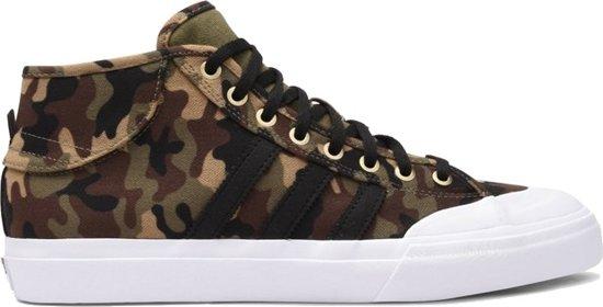 Baskets Adidas Correspondent Cour Mi Adv Hommes De L'armée Verte uXOsoYkL