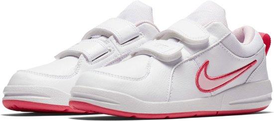 Nike Pico 4 GPV Sneakers Kinderen - White/Prism Pink-Spark