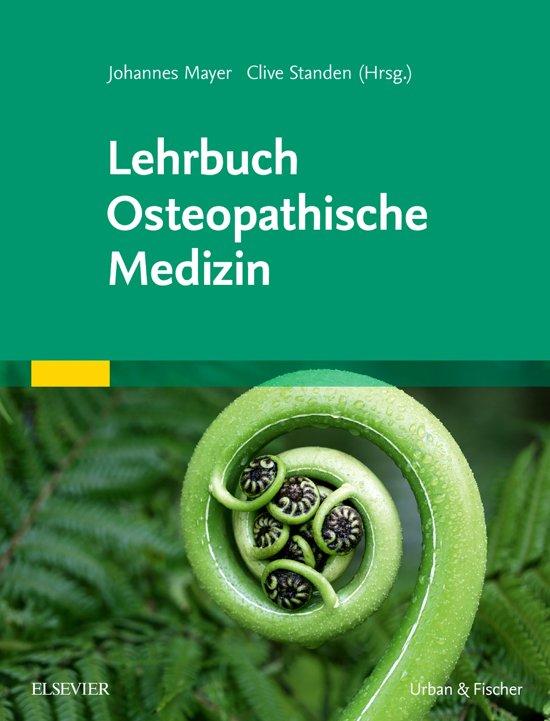 Lehrbuch osteopathische Medizin DEUTSCH