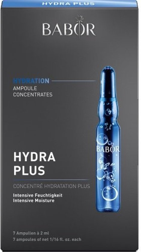 Babor AMPOULE CONCENTRATES - Hydration Hydra Plus