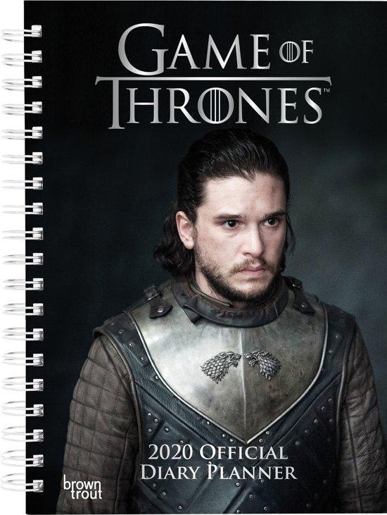Game of Thrones 2020 15cm x 21cm Diary Planner