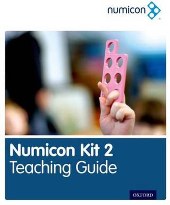 Afbeelding van Numicon Kit 2 Teaching Guide speelgoed