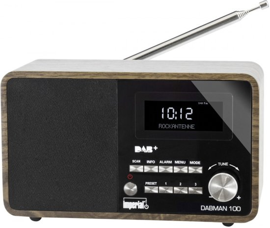Imperial Dabman 100 DAB+ Radio