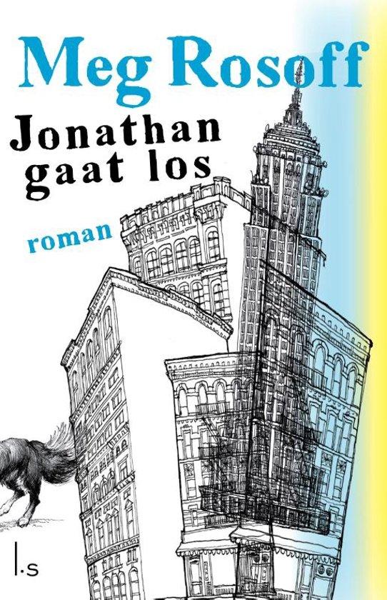 Jonathan gaat los