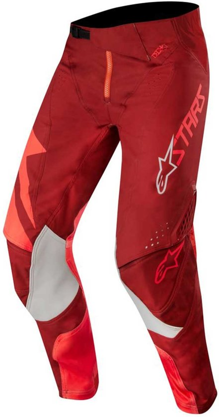 32 Alpinestars Red burgundy Factory Crossbroek Techstar qOXvT0xO