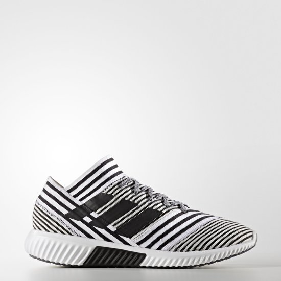 98547921717 bol.com | Adidas Nemeziz Tango Sneaker - wit/zwart - maat 44