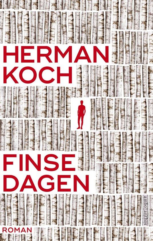 Boek cover Finse dagen van Herman Koch (Onbekend)