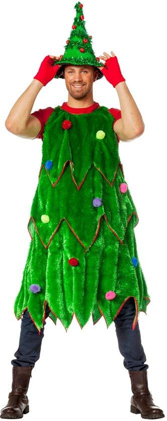 Kerst & Oud & Nieuw Kostuum   Kerstboom Wonderschoon Kostuum   Maat 46   Kerst   Verkleedkleding