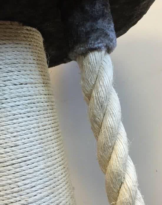 Krabpaal Chartreux Taupe voor grote of zware katten van RHRQuality